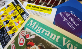 Migrant Voice - Victims and villains: Migrant voices in the British media