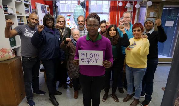 Migrant Voice - Campaigning