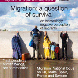 Migrant Voice - A special issue on Migration for the European Anti Poverty Magazine