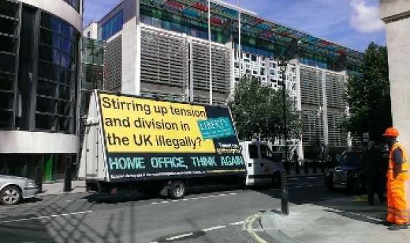 Migrant Voice - Ruling on offensive Home Office Campaign promised within weeks