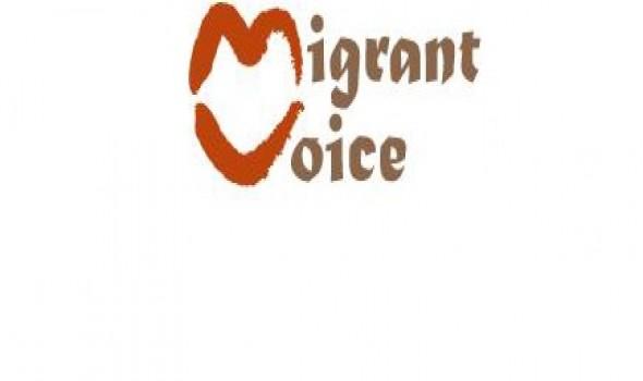 Migrant Voice - MV's AGM