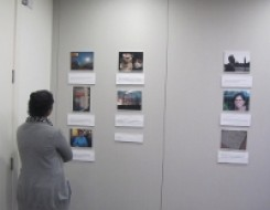 Migrant Voice - MV exhibition at Poverty Conference