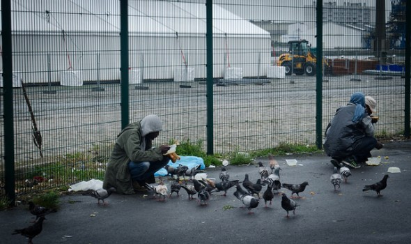 Migrant Voice - Migrants in Calais