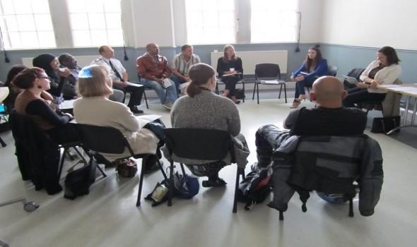 Migrant Voice - Training