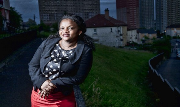 Migrant Voice - Ms Mushaka, Fieldwork Development Officer with Poverty Alliance, Glasgow
