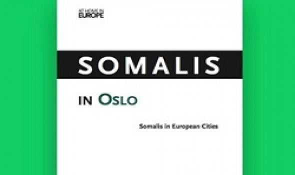 Migrant Voice - Somali's in Oslo - new report