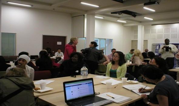 Migrant Voice - Migrant Media Lab in London