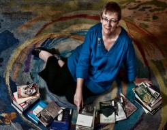 Migrant Voice - Robyn Marsack - Director of the Scottish Poetry Library, Edinburgh