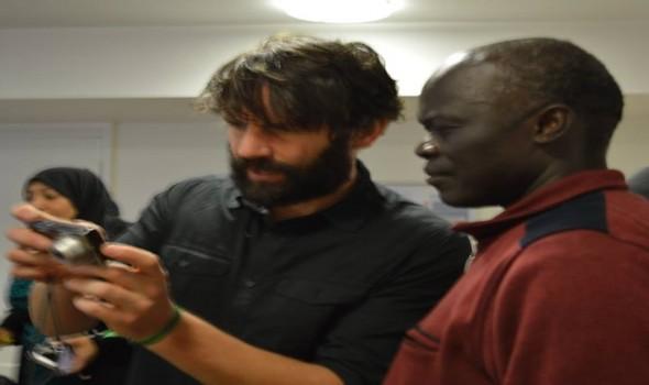 Migrant Voice - Migrant Media Lab in Birmingham