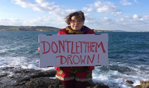 Migrant Voice - Don't let them drown