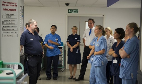 Migrant Voice - New immigration rules: nurses at risk of losing their jobs