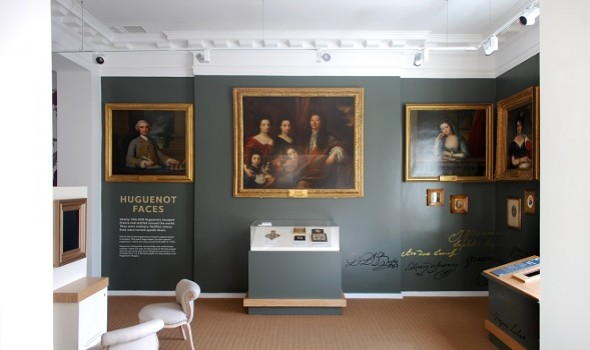 Migrant Voice - Britain's first Huguenot museum