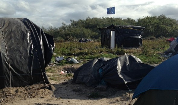 Migrant Voice - My diary from Calais