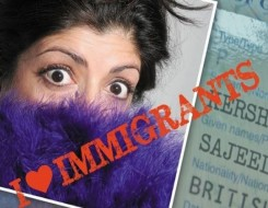 Migrant Voice - Humour born from 'anger and frustration'