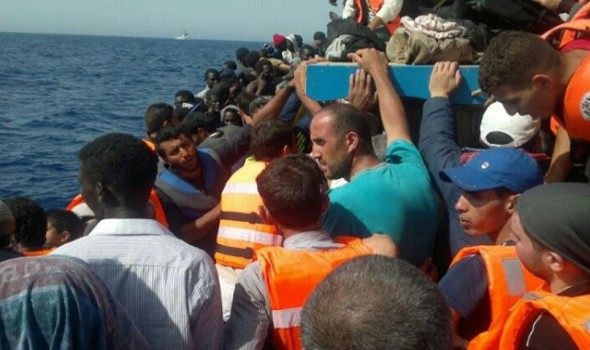 Migrant Voice - MV urges UK to show more compassion