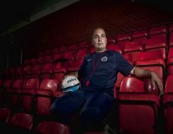 Migrant Voice - Mahdi Bahrami – Football Coach, Glasgow