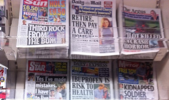 Migrant Voice - British papers most negative