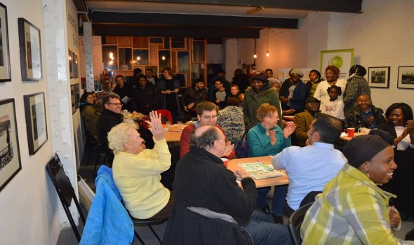 Migrant Voice - Invitation to London new communities welcome event