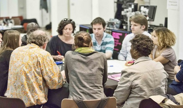 Migrant Voice - Workshop on difficulties of transition to refugee status