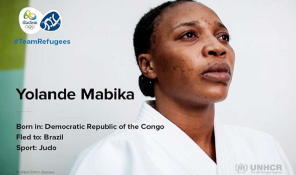 Migrant Voice - Yolande Bukasa Mabika