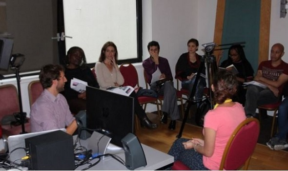 Migrant Voice - Upcoming training sessions 22 and 28 February