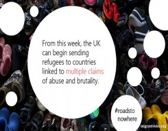 Migrant Voice - Abolish the Dublin Regulation