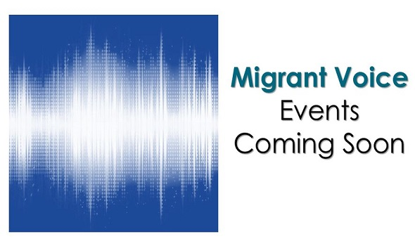 Migrant Voice - Coming Soon