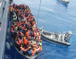 Migrant Voice - Europe must choose compassion over force
