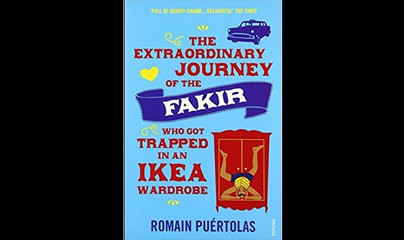 Migrant Voice - The Extraordinary Journey of the Fakir who got Trapped in an Ikea Wardrobe