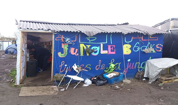 Migrant Voice - Calais - 'For that brief moment, they had a place of safety'