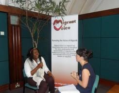Migrant Voice - Meet a Migrant