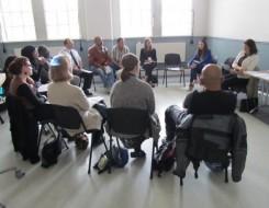 Migrant Voice - Media training