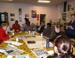 Migrant Voice - Engagement in media work