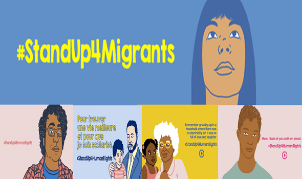 Migrant Voice - UN Animated Video Series of Migrant Stories