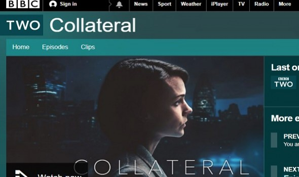 Migrant Voice - Collateral: TV crime drama takes on migration