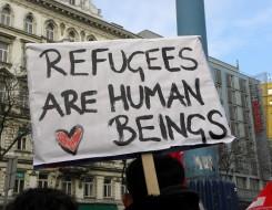 Migrant Voice - Vibrant event for refugee week Birmingham