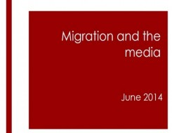 Migrant Voice - Migration in the media