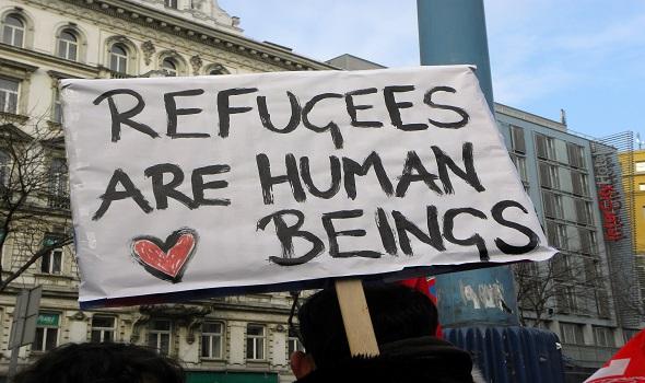 Migrant Voice - Vibrant event for refugee week Birmingham 24 June 2017