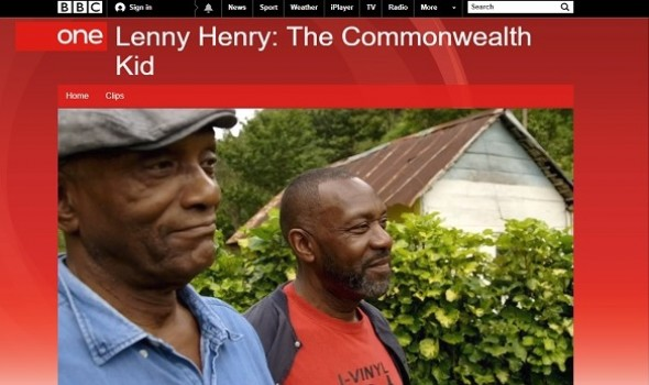 Migrant Voice - Lenny Henry's home truths