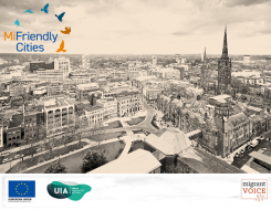 Migrant Voice - The MiFriendly Cities Launch Event 2018
