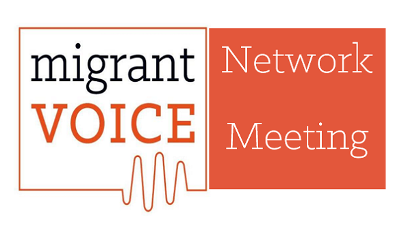 Migrant Voice - Migrant Voice's network meeting in Glasgow
