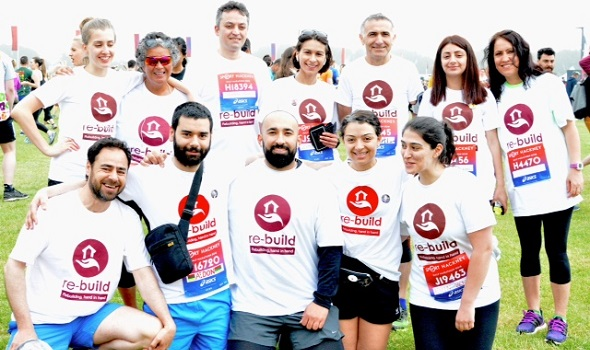 Migrant Voice - Running to re-build lives