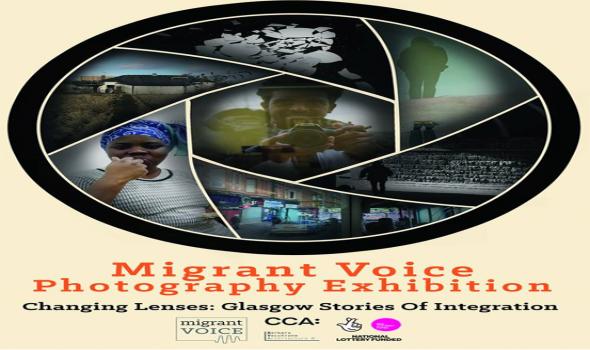 Migrant Voice - 'Changing Lenses,' Glasgow exhibition launch