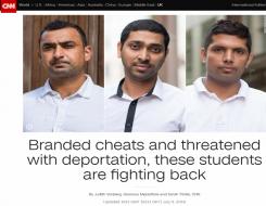 Migrant Voice - CNN interviews Migrant Voice members
