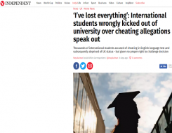 Migrant Voice - Independent interviews Migrant Voice members