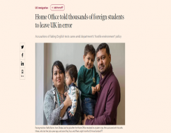 Migrant Voice - Financial Times interviews Migrant Voice members