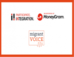 Migrant Voice - Partnering with MoneyGram on integration