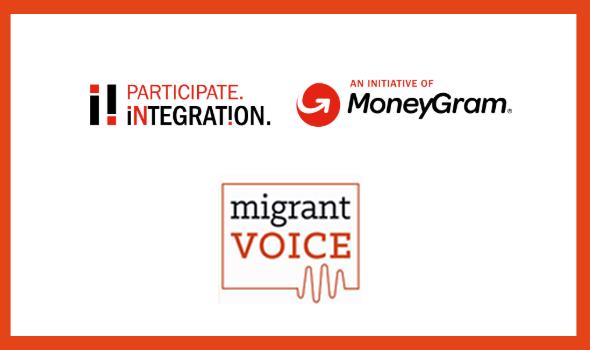 Migrant Voice - UK launch of PARTICIPATE. iNTEGRATION  - Making integration happen