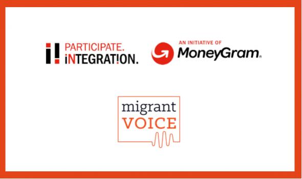 Migrant Voice - Partnering with MoneyGram on integration