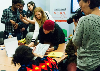 Migrant Voice - Changing Lenses - Glasgow stories of integration